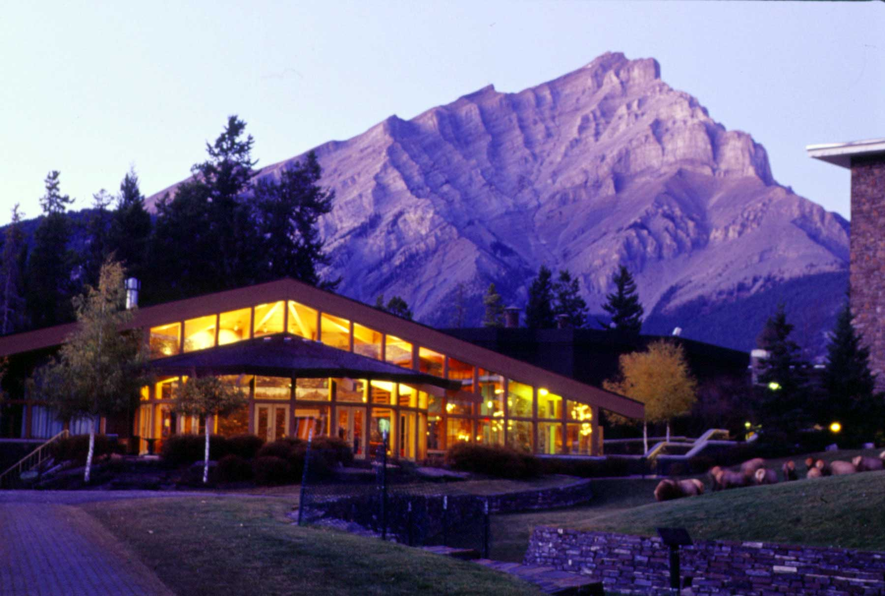 The Banff International Research Station | Piece of Mind